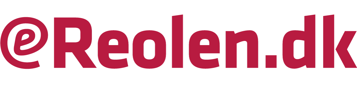 E-reolens hjemmesideadresse