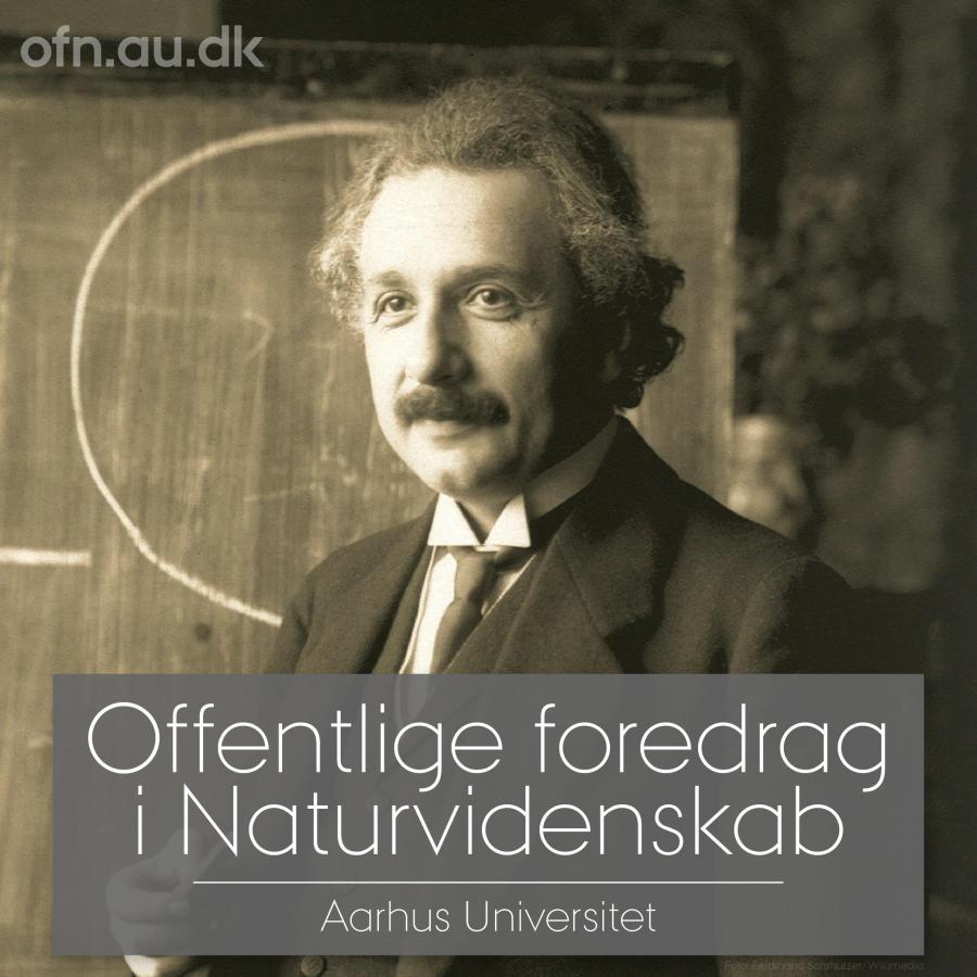 foto af Einstein