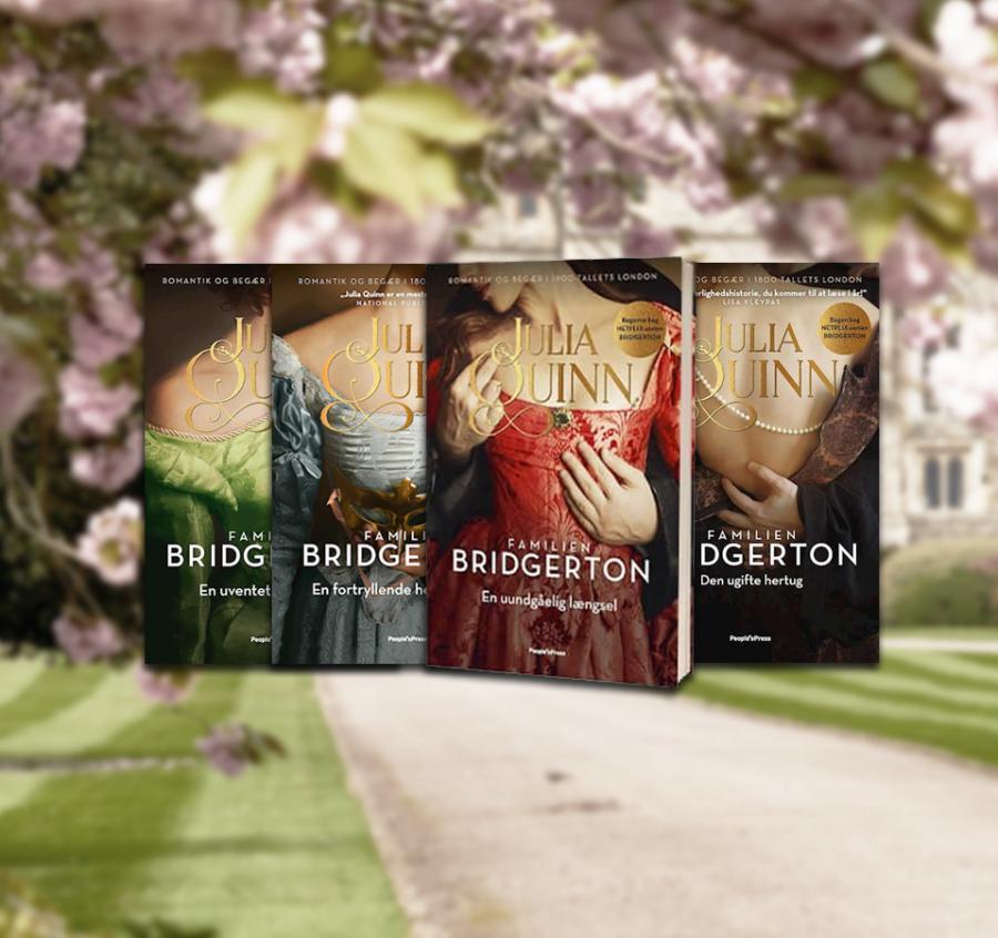 billede af bridgerton serien